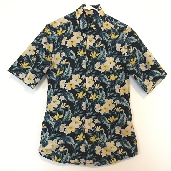0da3de92f99 H & M Hawaiian shirt